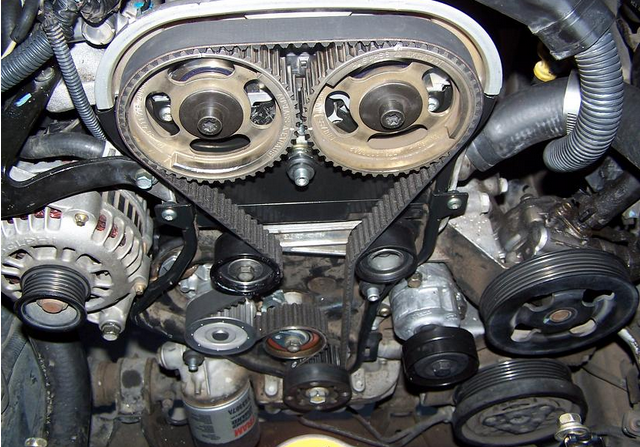 How Can I Tell If My Used Car Has Had The Timing Belt