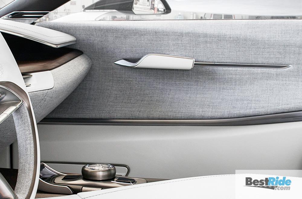 Cadillac's Escala concept previews craftsmanship and technical