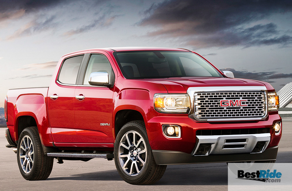 Gmc Canyon Car And Driver Upcomingcarshq Com