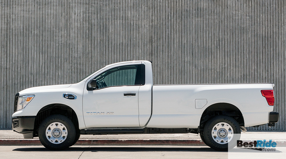2017 Nissan TITAN XD S Single Cab