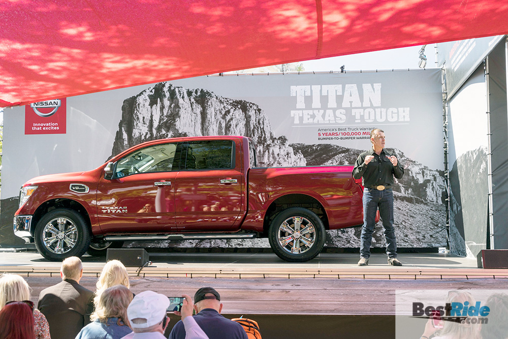 "2017 Nissan ""Texas TITAN"" honors Lone Star State with specia"