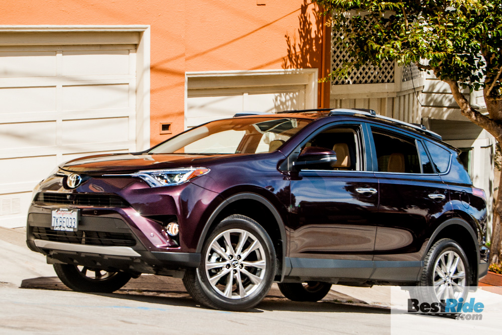 review 2016 toyota rav4 limited awd ritzy practicality bestride. Black Bedroom Furniture Sets. Home Design Ideas