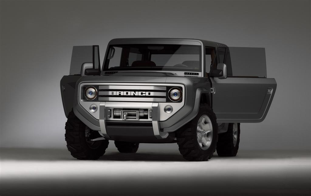 NEWS FLASH None Of The Ford Bronco Images On Internet Are