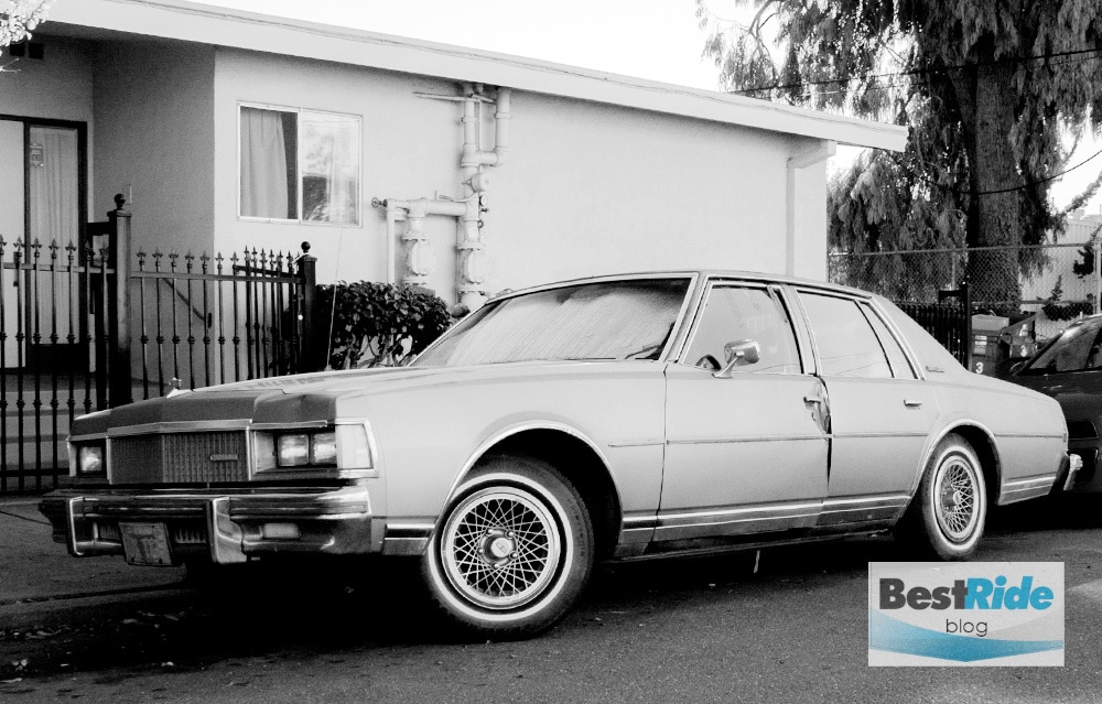 Chevy Dealer Chicago >> STREETSIDE: 1977 Chevrolet Caprice Classic - 40-Year ...