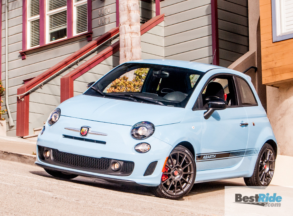 review 2016 fiat 500 abarth sports car practicality bestride. Black Bedroom Furniture Sets. Home Design Ideas