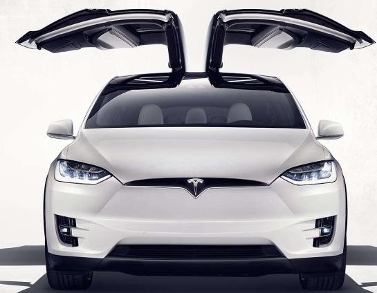 model-x-white