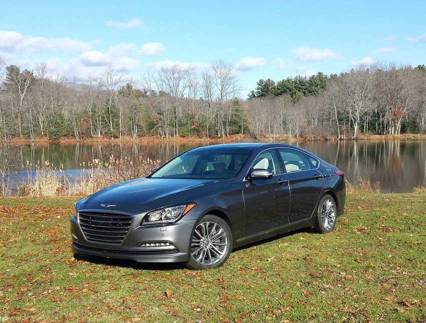2017 Genesis G80 3.8 >> Review 2017 Genesis G80 3 8 Htrac The New Top Dog Bestride