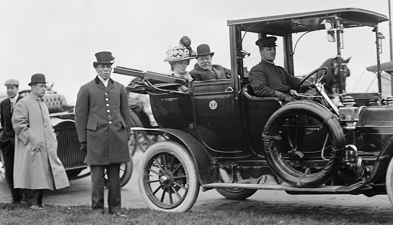 presidential-limousine-william-howard-taft