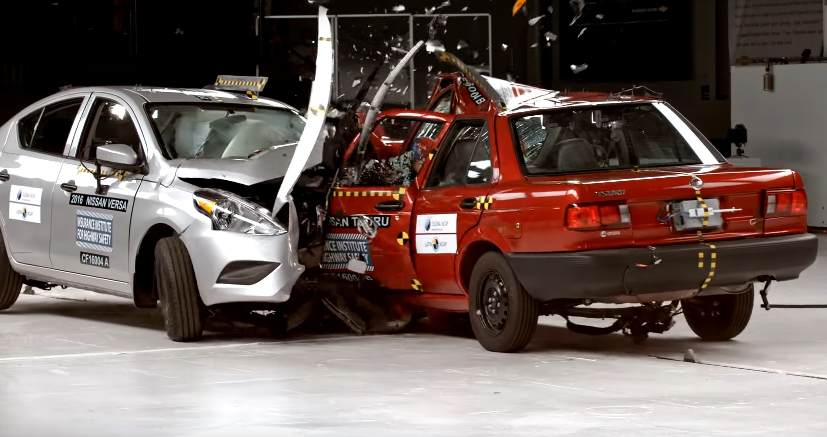 Video Nissan Drops Zero Star Tsuru From Mexican Lineup Bestride