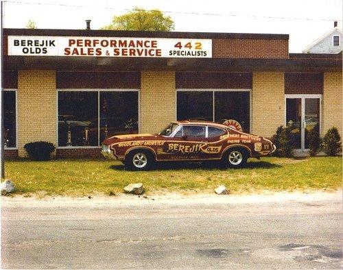 Berejik Oldsmobile