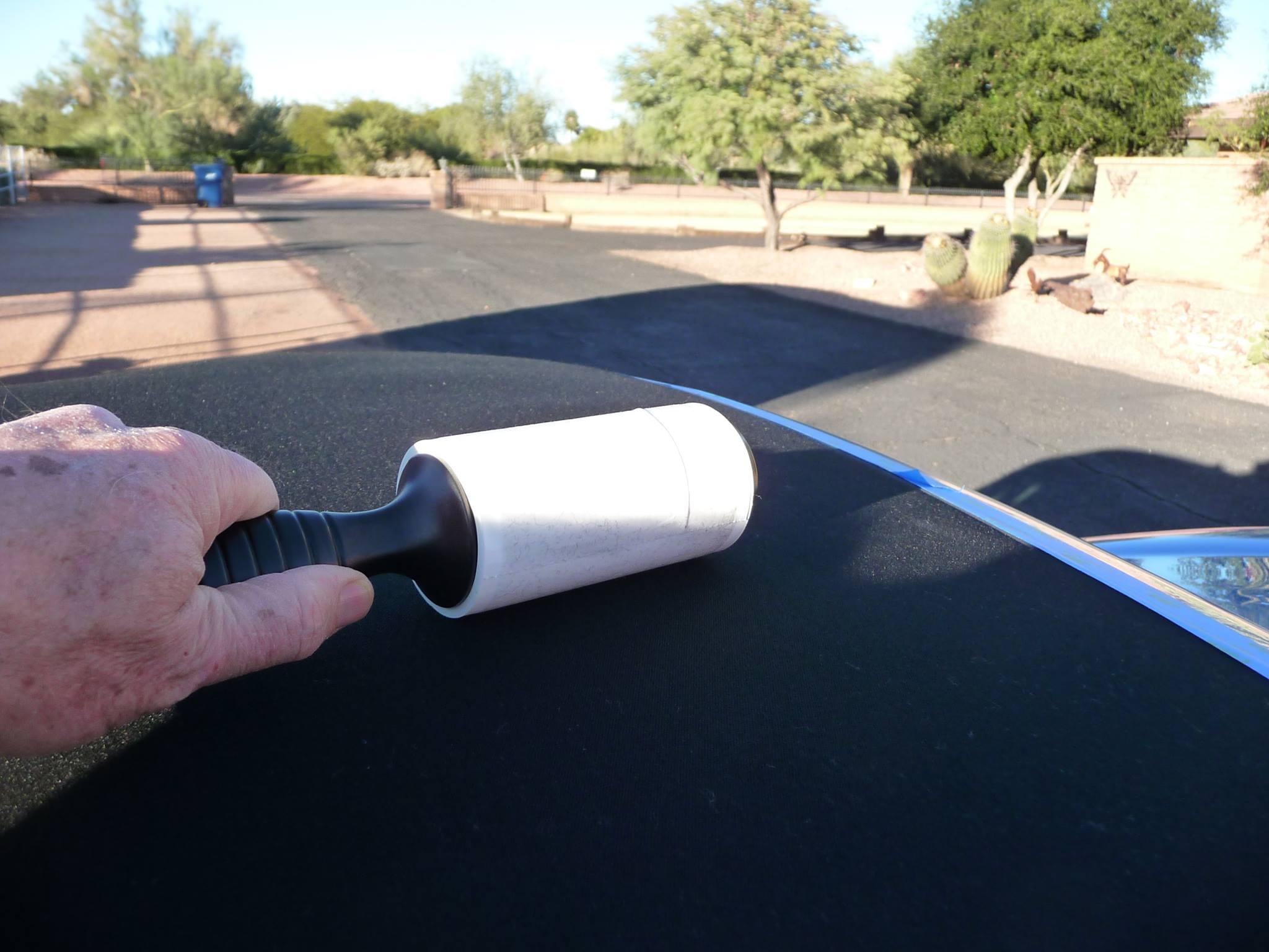 convertible-lint-roller