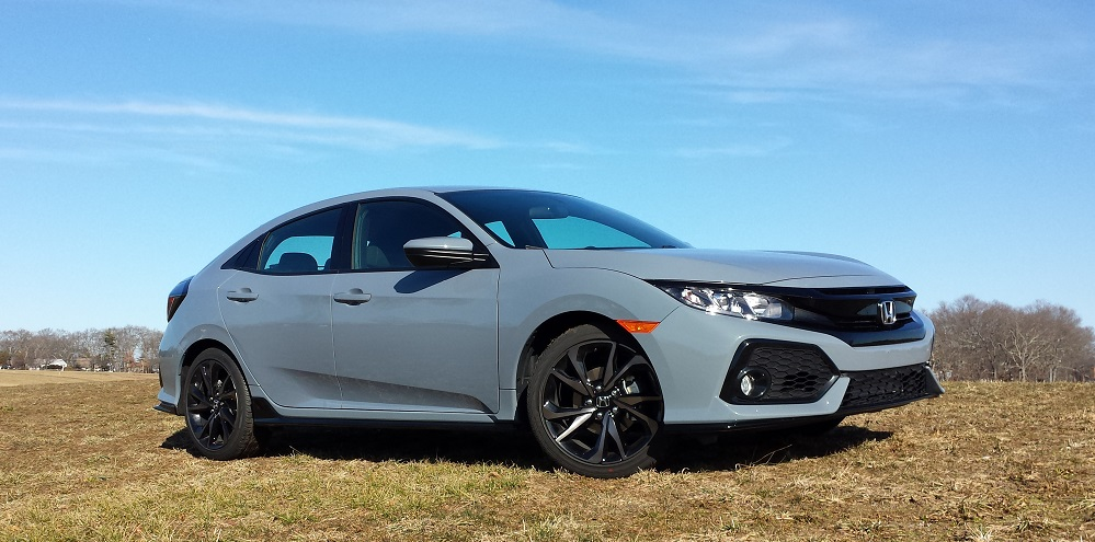 The 2017 Honda Civic Hatch Sport, With Its Powerful Turbo Engine And Six  Speed Manual, Makes Us Wonder If Honda Needs A Civic Si Anymore.