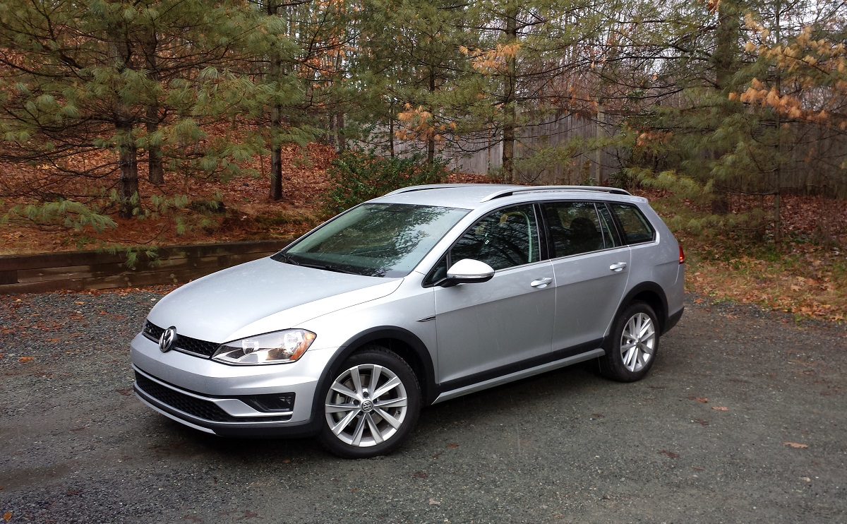 Review 2017 Vw Golf Alltrack S The Subaru Outback New R Or Something Else