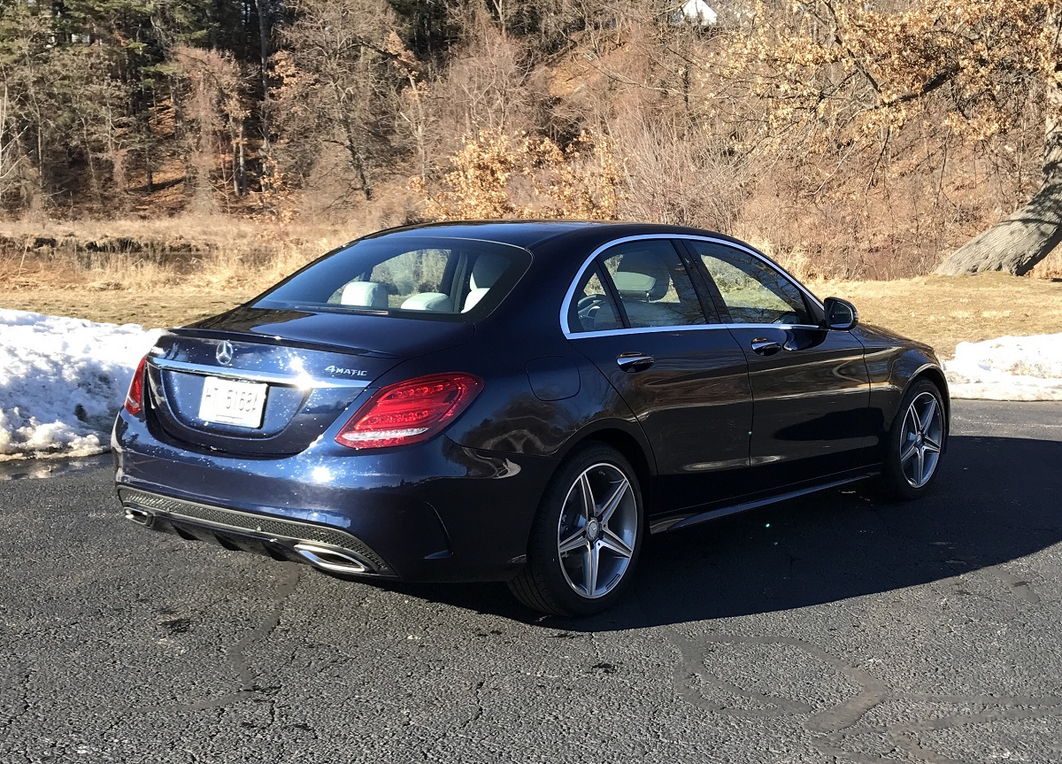 The C300 Is Handsome Inside And Out Has Plenty Of Offers Options That Help Create A True Luxury Car Experience