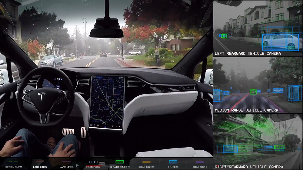 Tesla Autopilot Update Foreshadows Slower American Roads