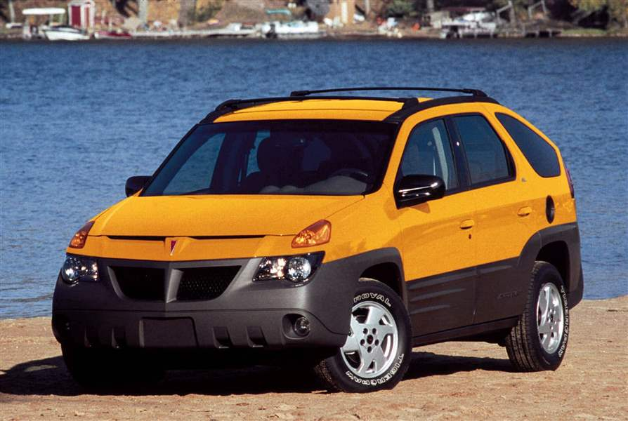 Of The Ugliest Cars Ever BestRide - Cool cars made in 2001