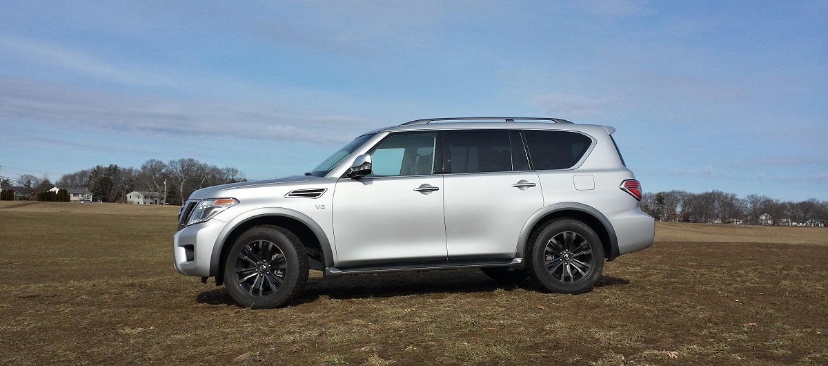 Pricing And Trims. Nissan Builds The 2017 Armada ...