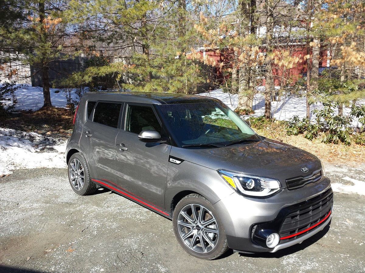 Review 2017 Kia Soul Admiration And Exclaimation