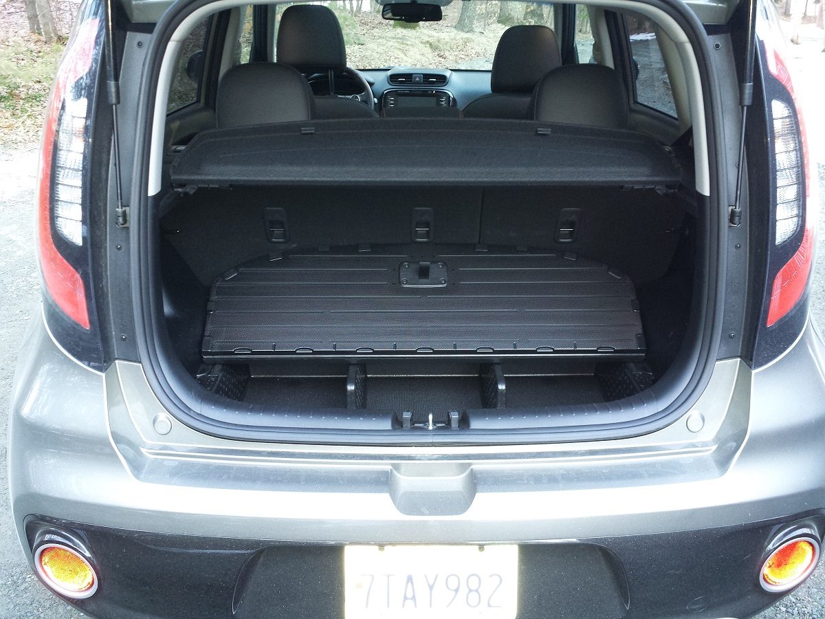 kia soul cargo cover hard all about kia. Black Bedroom Furniture Sets. Home Design Ideas