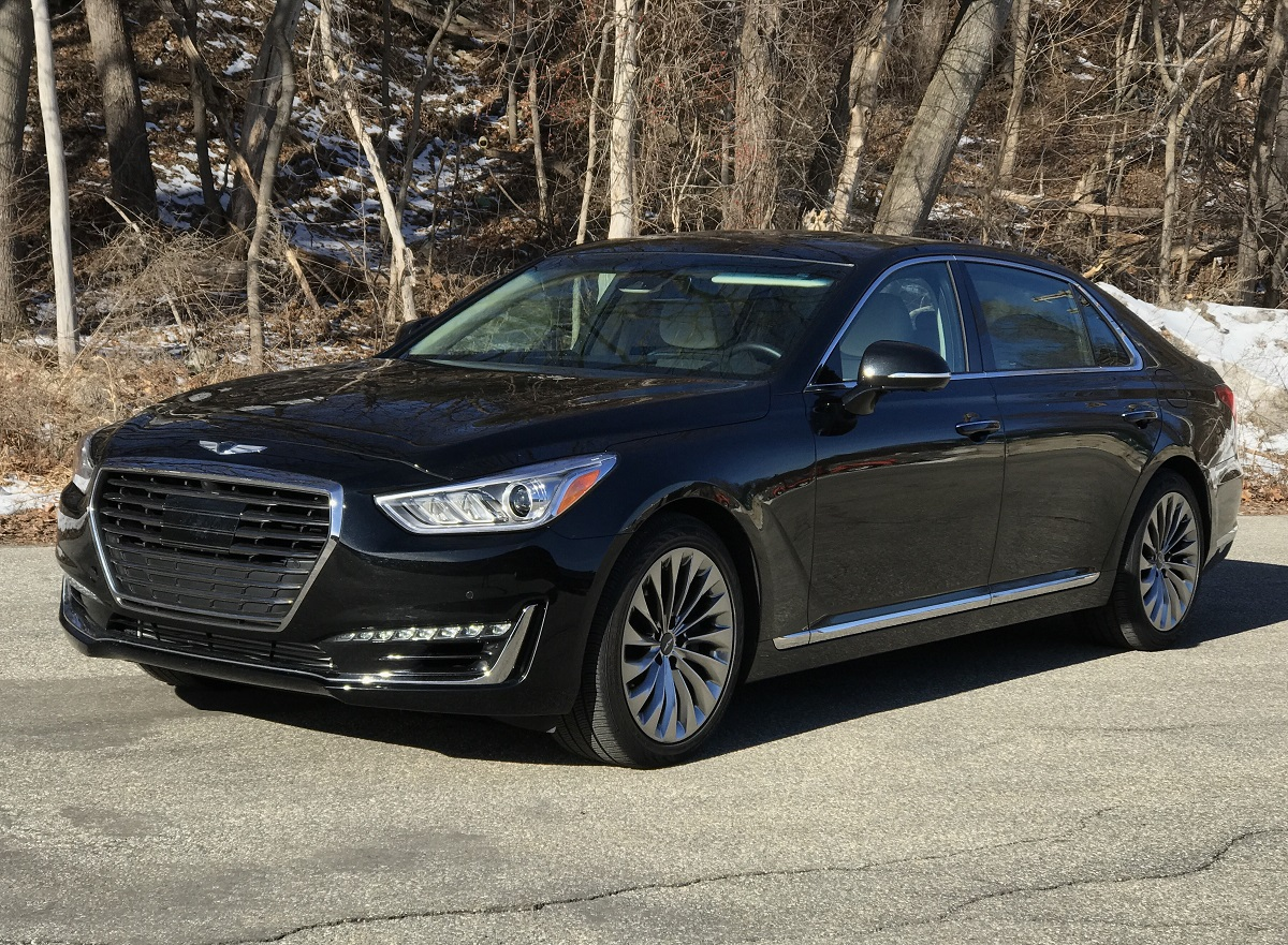Exceptional You Might Be Thinking This Is Some New Variation Of The Hyundai Genesis,  But Youu0027d Be Wrong. Sort Of. Genesis Is A Whole New Luxury Brand From  Hyundai And ...
