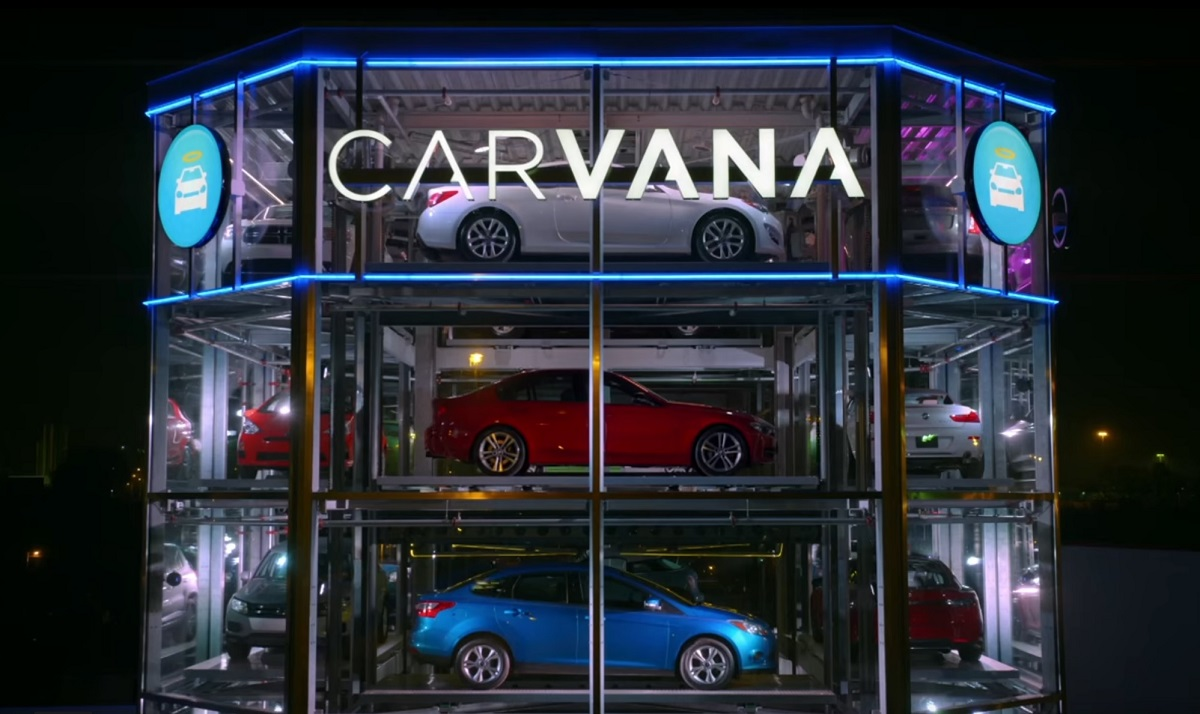 Blog Post | Buy Your Next Car From a Vending Machine | Car ...