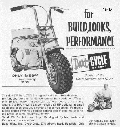In the Late 1960s, Minibikes Were Everywhere | BestRide