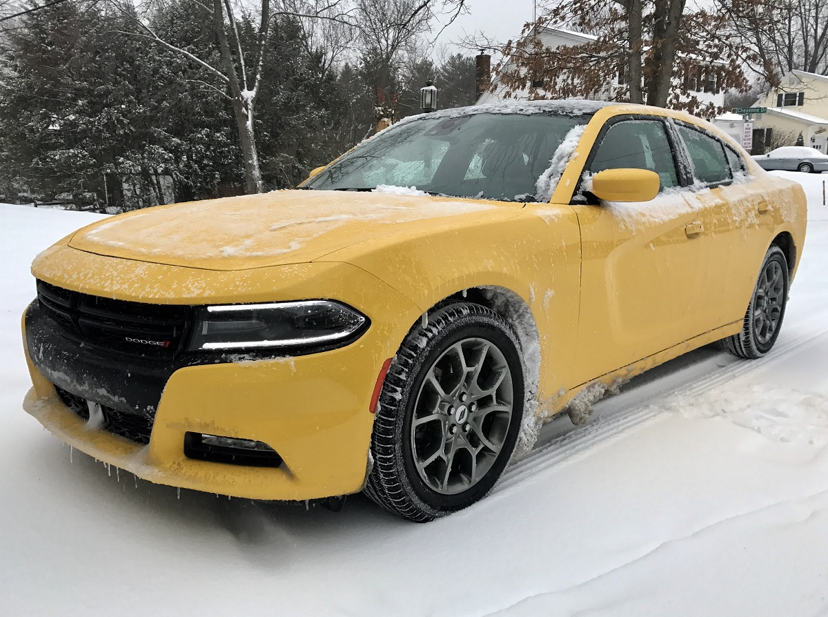 Review 2017 Dodge Charger Sxt Premium Awd Winter Warrior Bestride