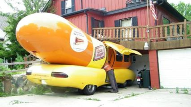 Are You Protected When You Have A  pany Car in addition Screen Shot 2015 03 20 At 16 39 01 additionally Jon Hamm as well Weinermobile Visits Crozet besides Gallery Of Wienermobile Crash Photos. on oscar mayer weiner car