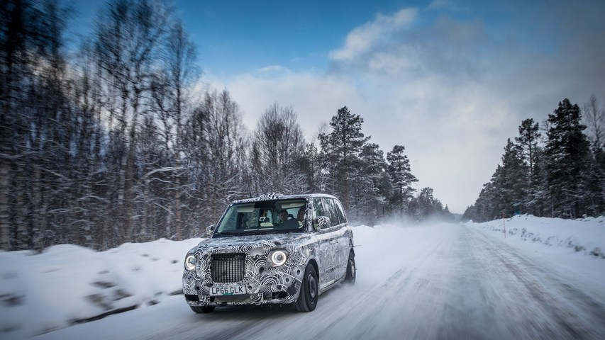This Month The London Taxi Company Ltc Will Open Its New Facility In Ansty Near Coventry After Pa Geely Resurrect