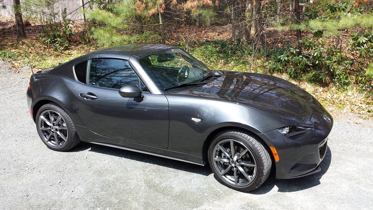 review 2017 mazda mx 5 miata grand touring rf the best in a long line of amazing miatas bestride. Black Bedroom Furniture Sets. Home Design Ideas