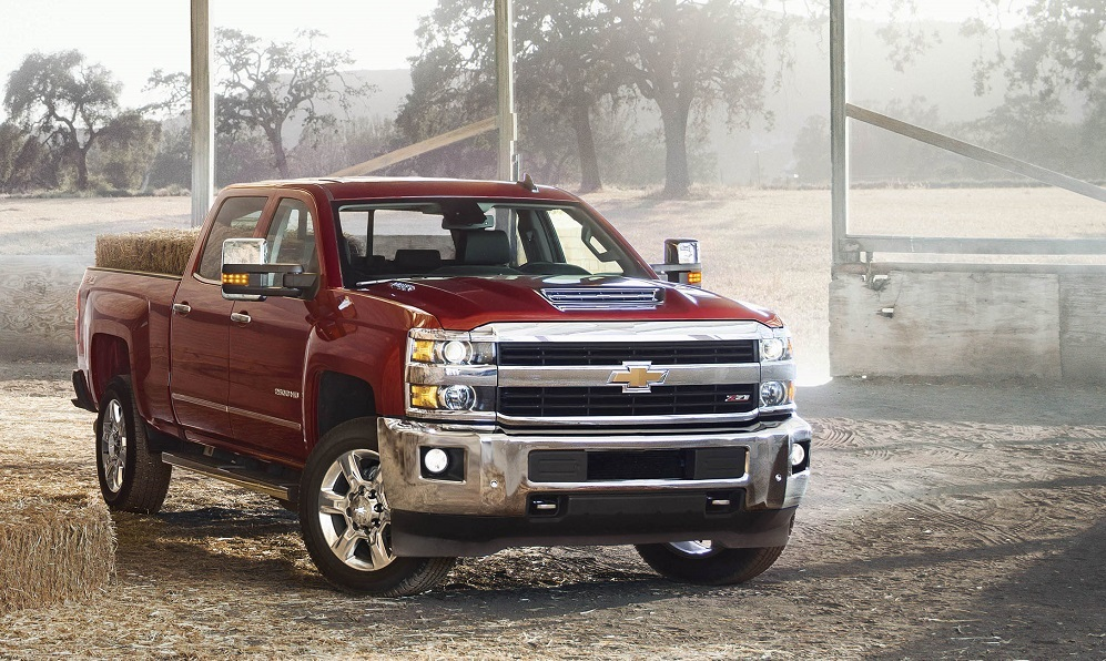 REVIEW: 2017 Chevrolet Silverado 2500HD LT Double Cab | BestRide