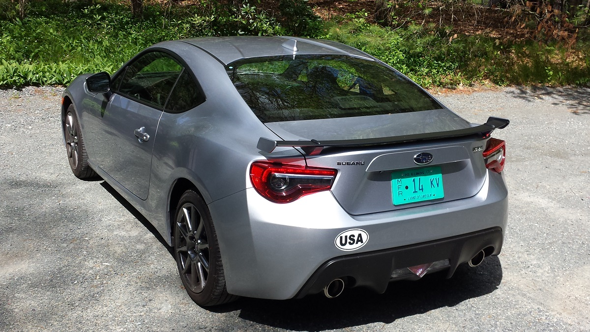 Infotainment Aside, We Think The BRZ Is One Of The Best True Sports Cars On  The Market Today For On Road Or Track Use.