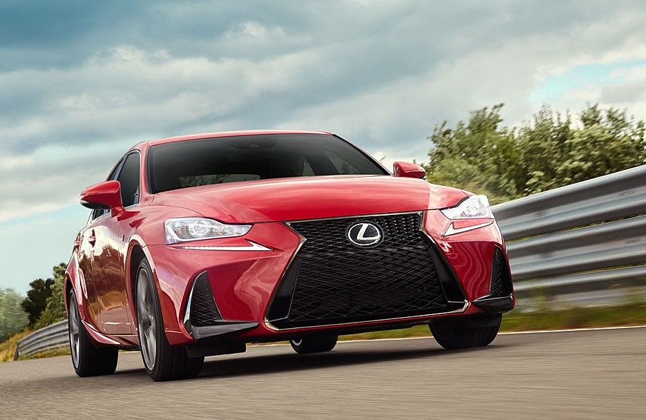 Lexus Is Known As A Luxury Brand But It Also Builds Performance Cars That S Not What Most People Think Of When They See One There