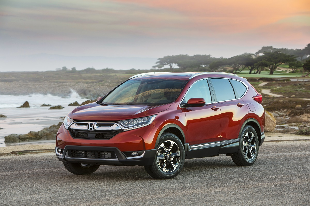 Review 2017 Honda Cr V Updated Styling Improved