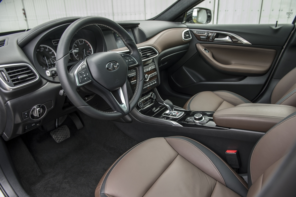 review: 2017 infiniti qx30 - affordable luxury in a compact
