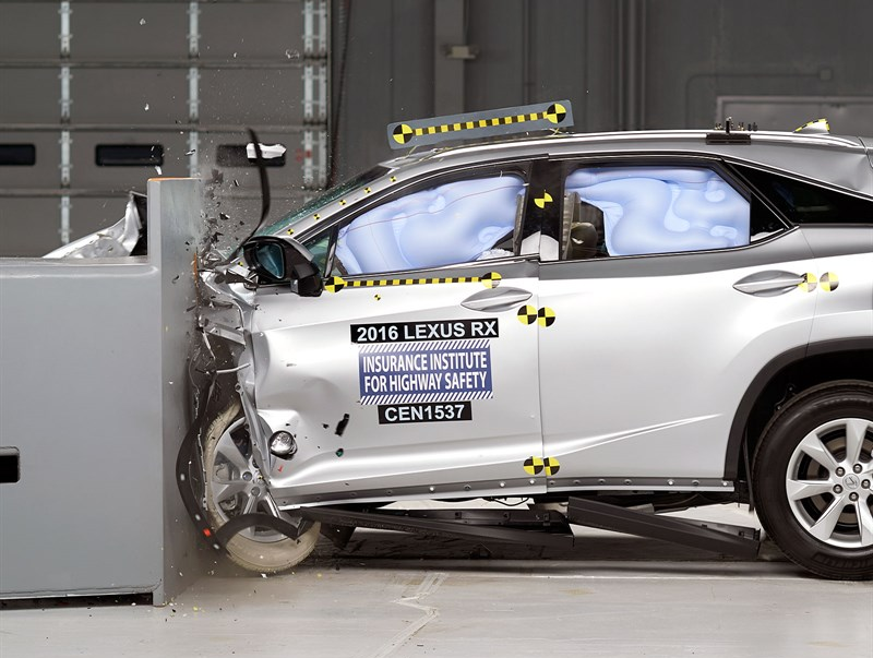Insurance Insute For Highway Safety Iihs And Its Data Crunching Partner The Loss Have Just Completed Their Latest Study Of