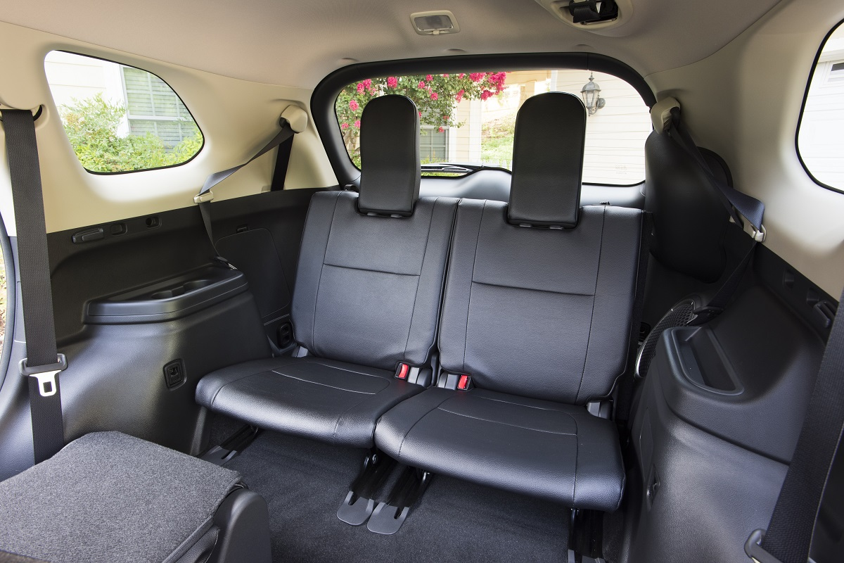 The Mitsubishi Outlander Also Offers A Compact Third Row Of Seating Our Own Nicole Wakelin Tested Recently And Led Her Review