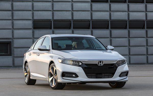 2018 Honda Accord Makes Its Debut