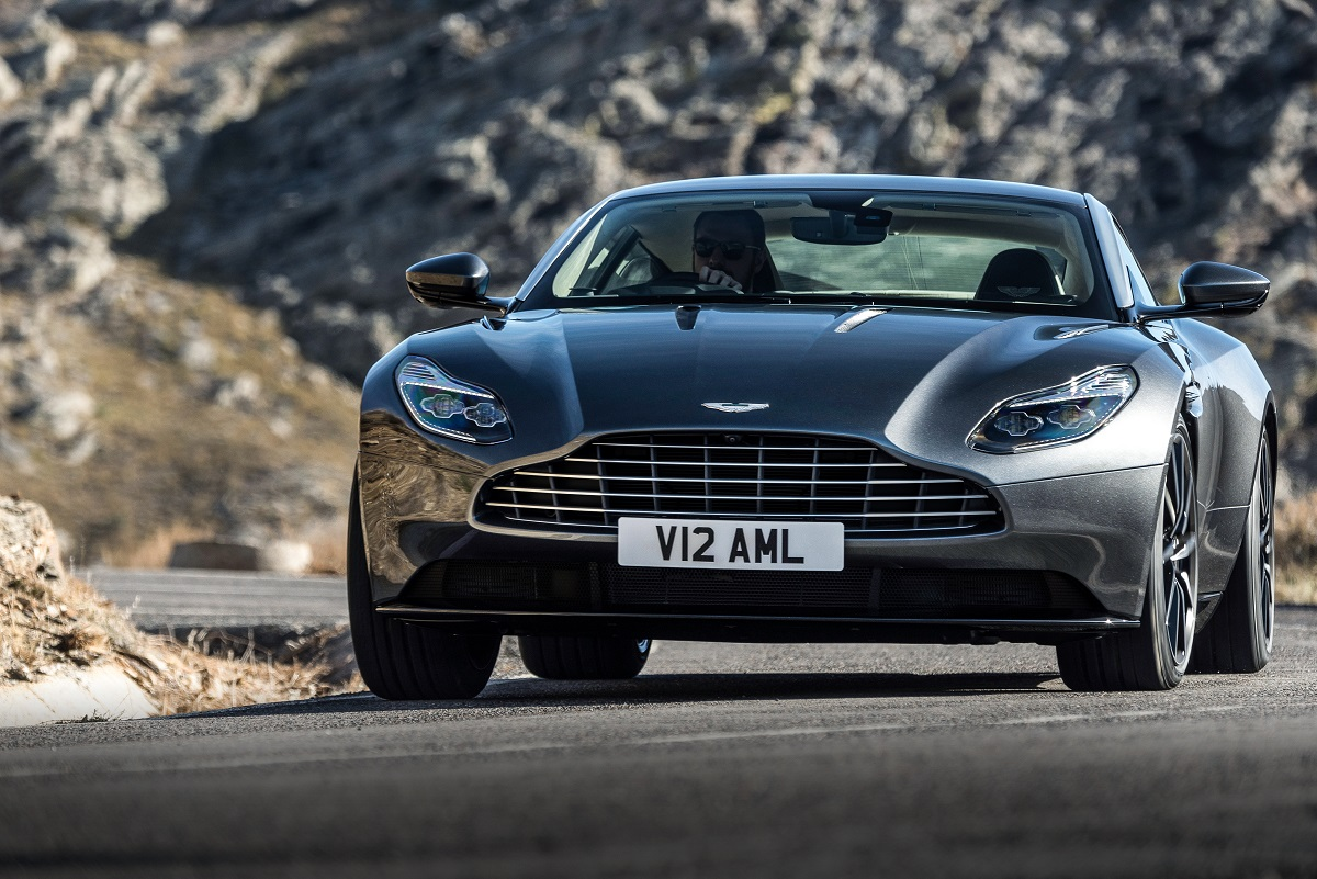 Weekend Fling Aston Martin Db11 Bestride