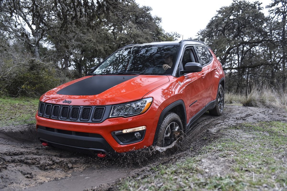 review the all new 2017 jeep compass capable. Black Bedroom Furniture Sets. Home Design Ideas