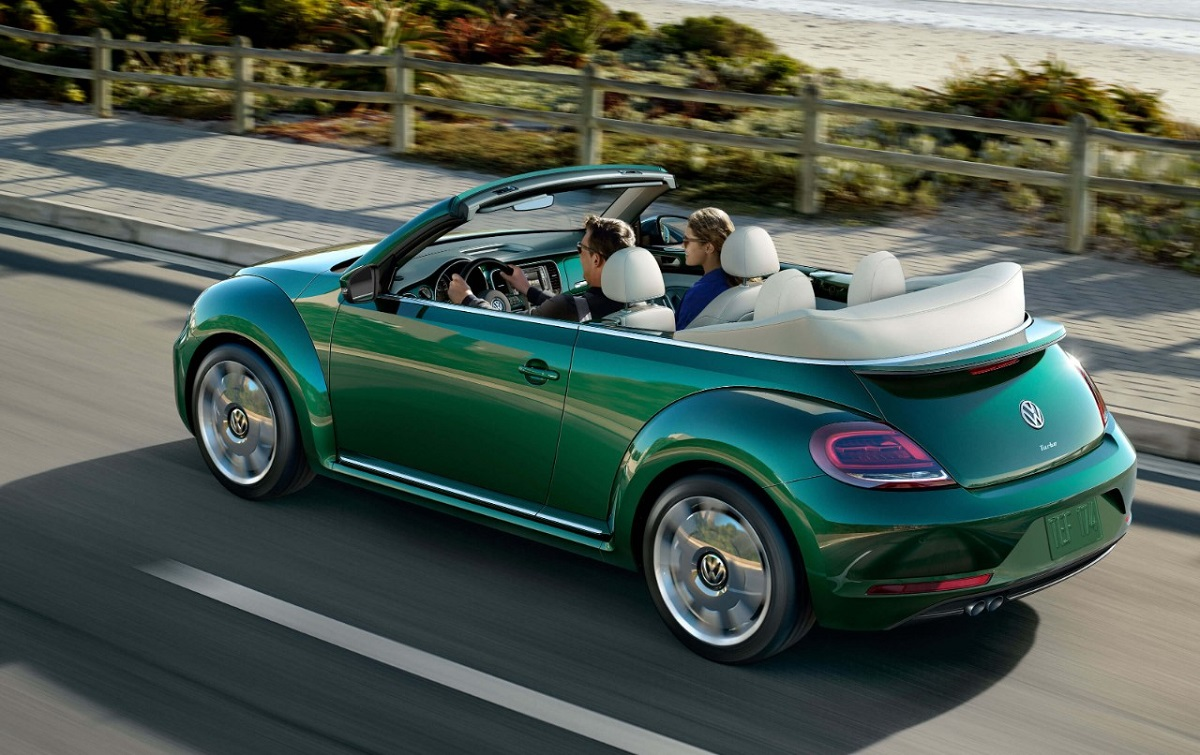 Punch Buggy Volkswagen >> REVIEW: 2017 Volkswagen Beetle Convertible - Time For Fun ...