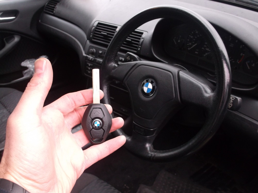 Bmw Wants To Eliminate Car Keys With Your Smartphone Bad Idea