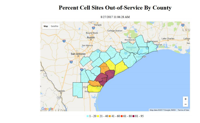 Fcc Cell Tower Map - Best Tower 2018