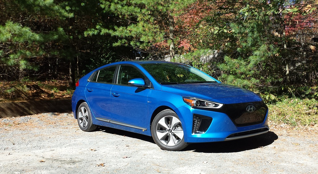 Review 2017 Hyundai Ioniq Electric Limited Definitively Answering