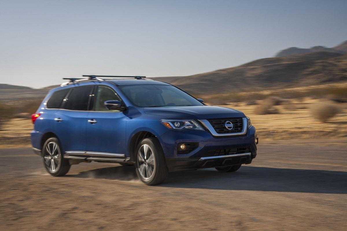 Review 2017 Nissan Pathfinder Seven Penger Seating Plenty Of