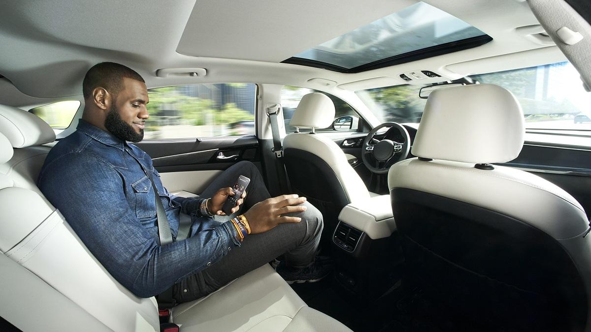 Video can lebron james convince you to like autonomous cars