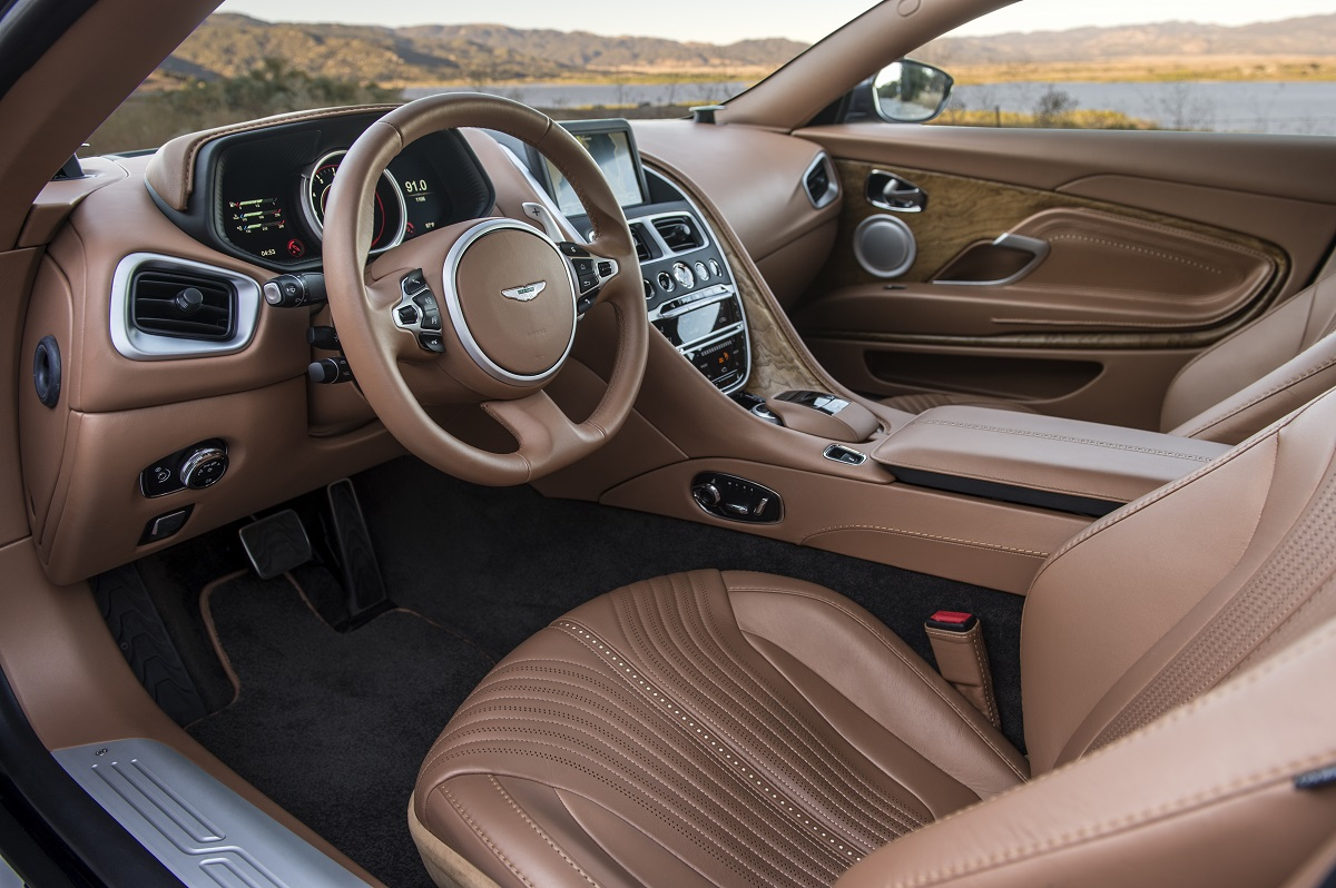 first drive aston martin db11 v8 bestride. Black Bedroom Furniture Sets. Home Design Ideas