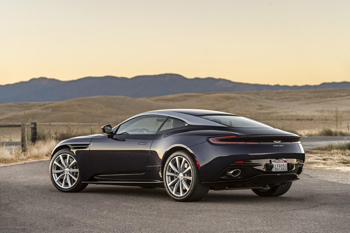 FIRST DRIVE: Aston Martin DB11 V8 | BestRide