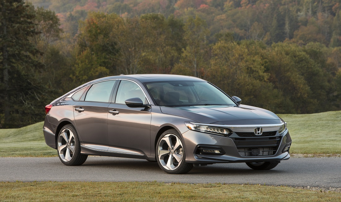 Review 2018 Honda Accord 2 0 Touring Improvements You Can Sense