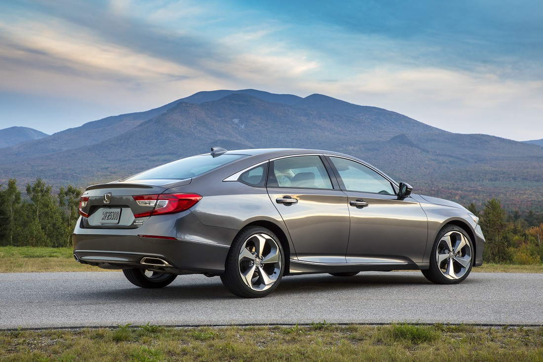 All New For This Model Year We Had The Pleasure Of Testing Top Trim Accord 2 0t Touring